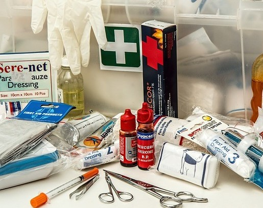 Medical supplies and tools