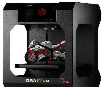 3D Printer for Prop Shop